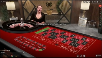 888Casino Ruleta en vivo