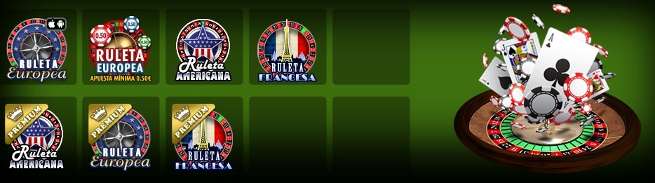 888Casino Ruleta