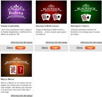 Botemanía casino
