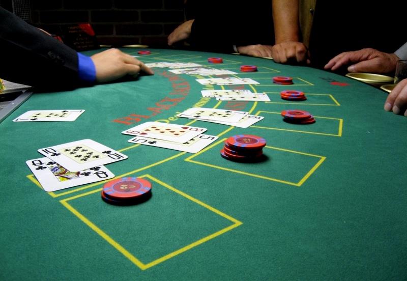 Contar cartas en el Blackjack