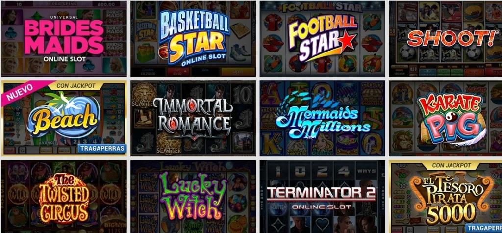 Ganar dinero con el casino online