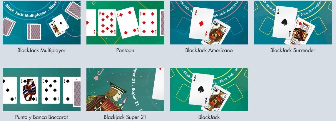 Premier Casino Cartas