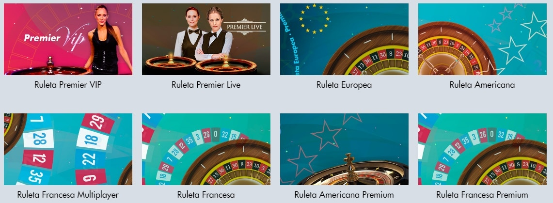 Premier Casino ruleta