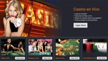 Rivalo Casino en vivo