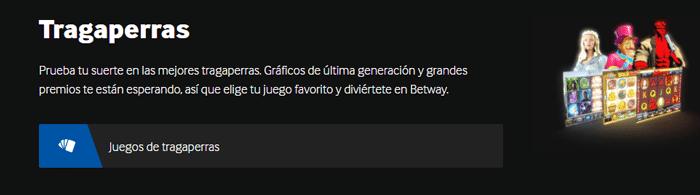 betway_tragaperras