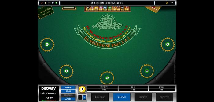 Betway Casino 2018 Reseña – Hasta €500 en bono