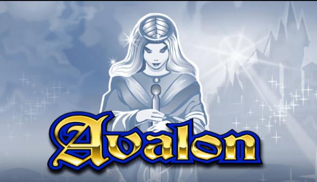 Avalon tragaperras
