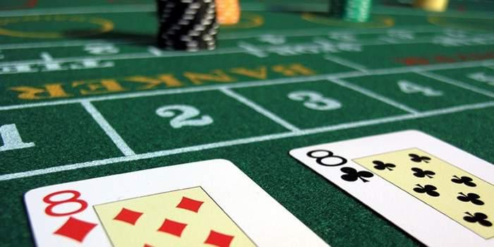 Baccarat en el casino presencial