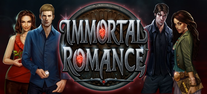 Immortal Romance tragaperras