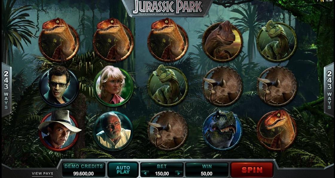 Jurassic Park bono