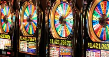 Tragaperras progresivas en casinos
