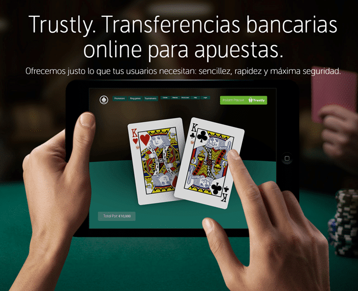 Trustly en Casinos