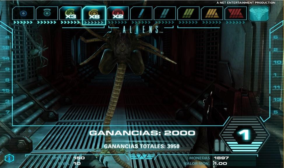 Aliens juego