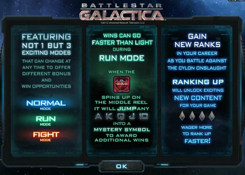 Battlestar Galactica presentación