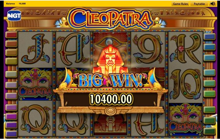 Cleopatra gran premio