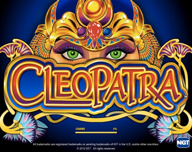 Cleopatra tragaperras