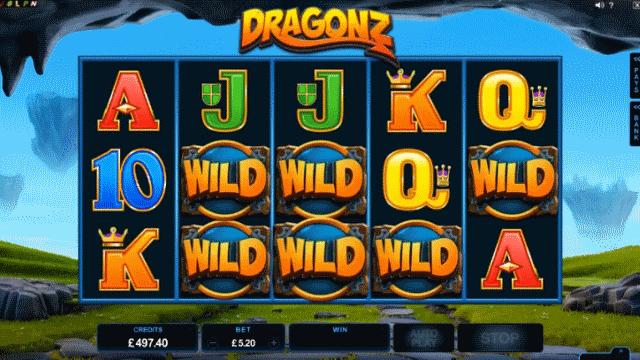 Dragonz Wild