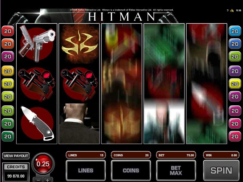 Hitman jugando