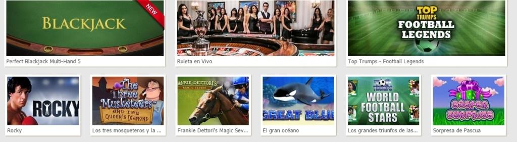 MarcaApuestas Casino