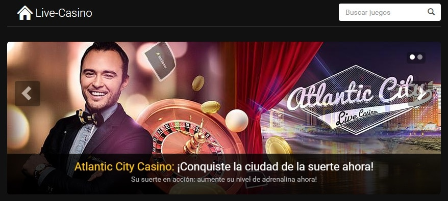 Star Games Live Casino