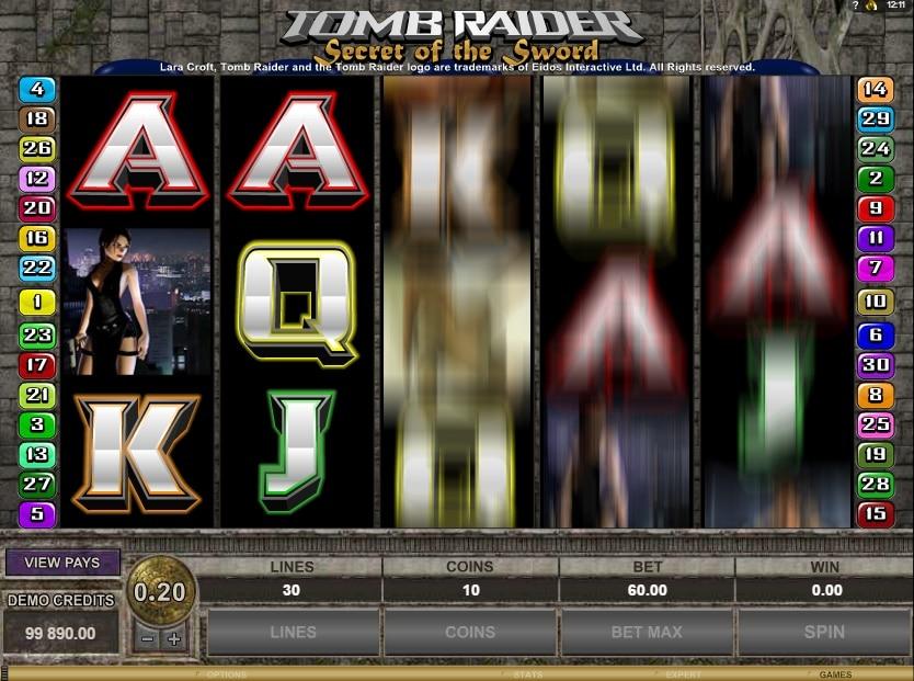 Tomb Raider jugando