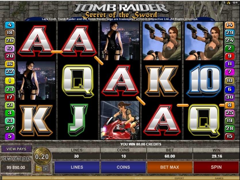 Tomb Raider premio