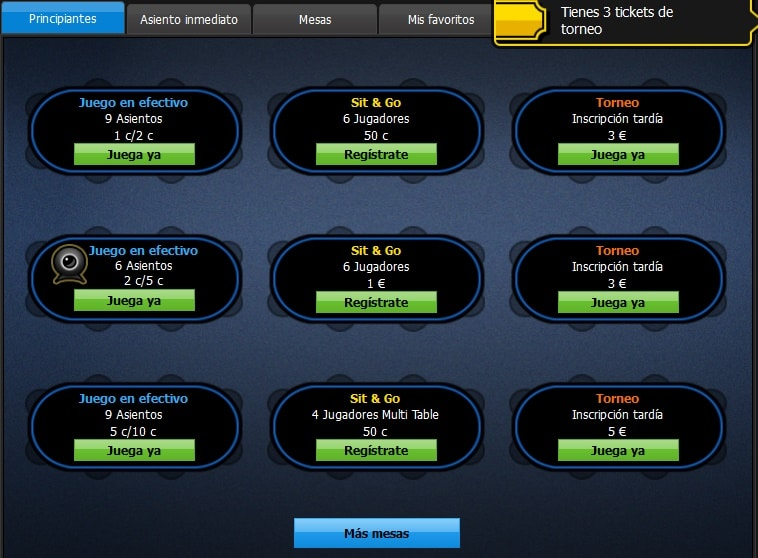 888Poker-software