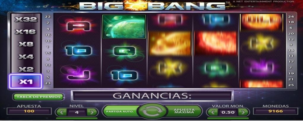 Big Bang jugando