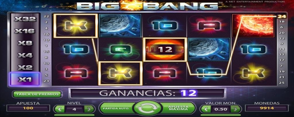 Big Bang premio