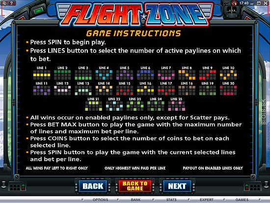 Flight Zone premios