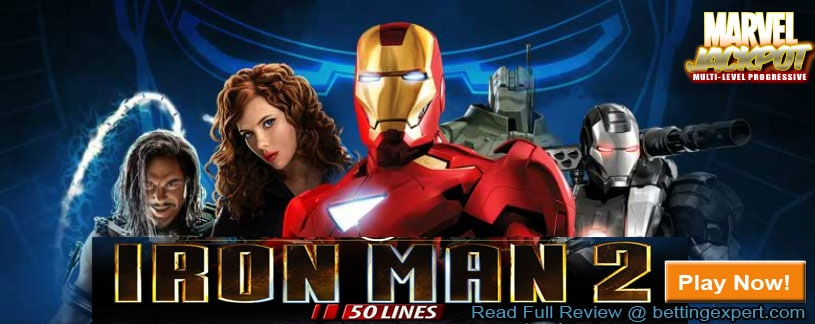 Iron Man Playtech