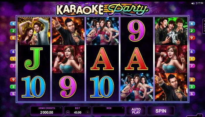 Karaoke Party jugando