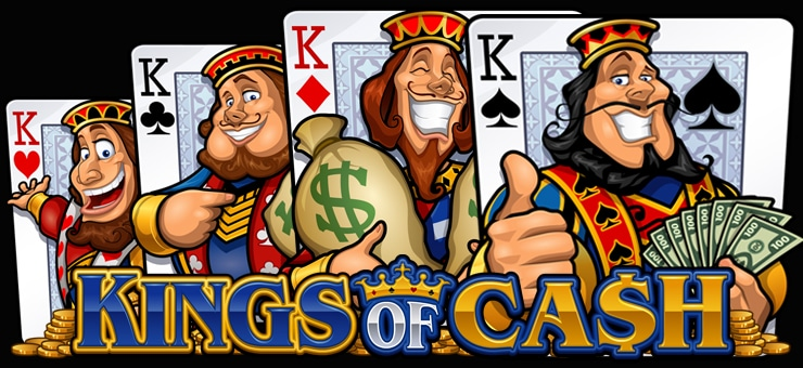 King of Cash logo