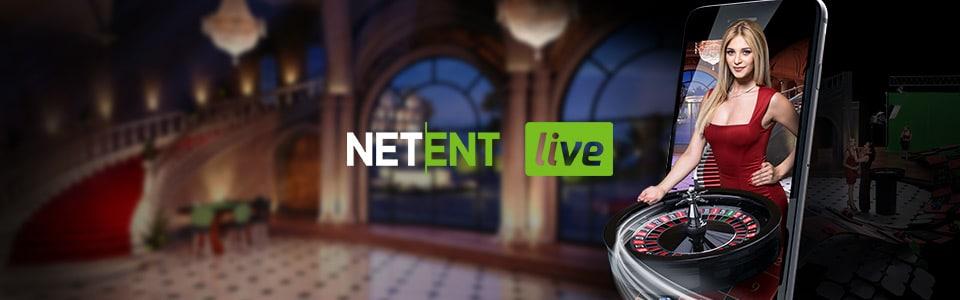 NetEnt Casino Live