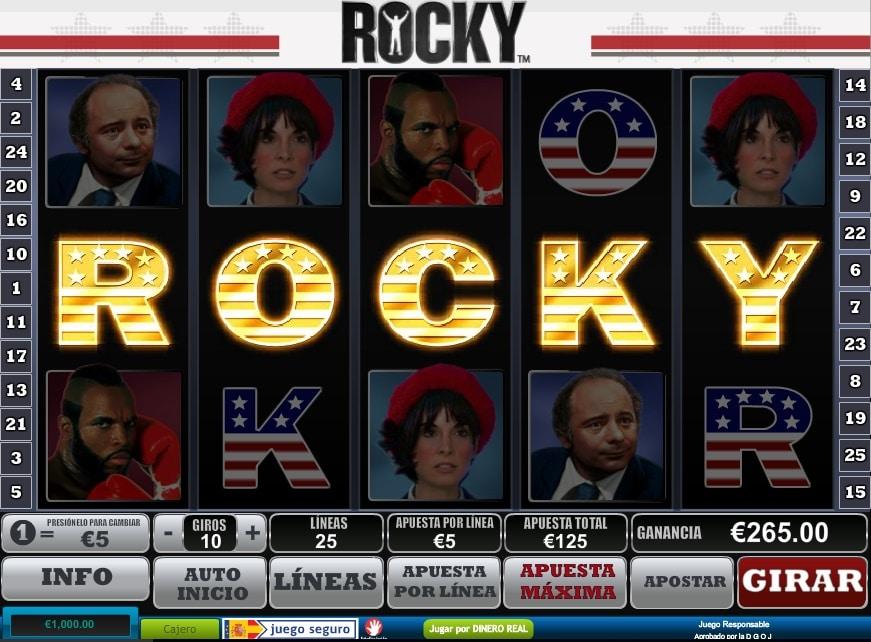 Rocky letras