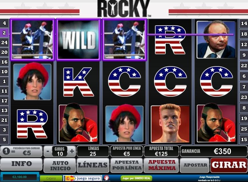 Rocky premio