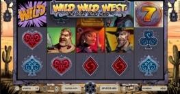 Wild Wild West tragaperras