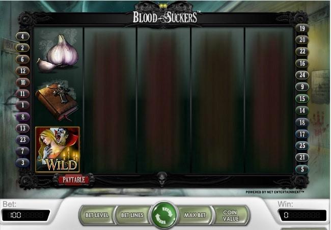 Blood Suckers jugando