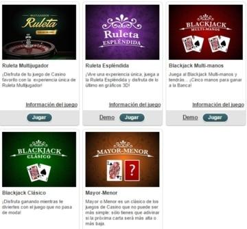 Canal Bingo casino