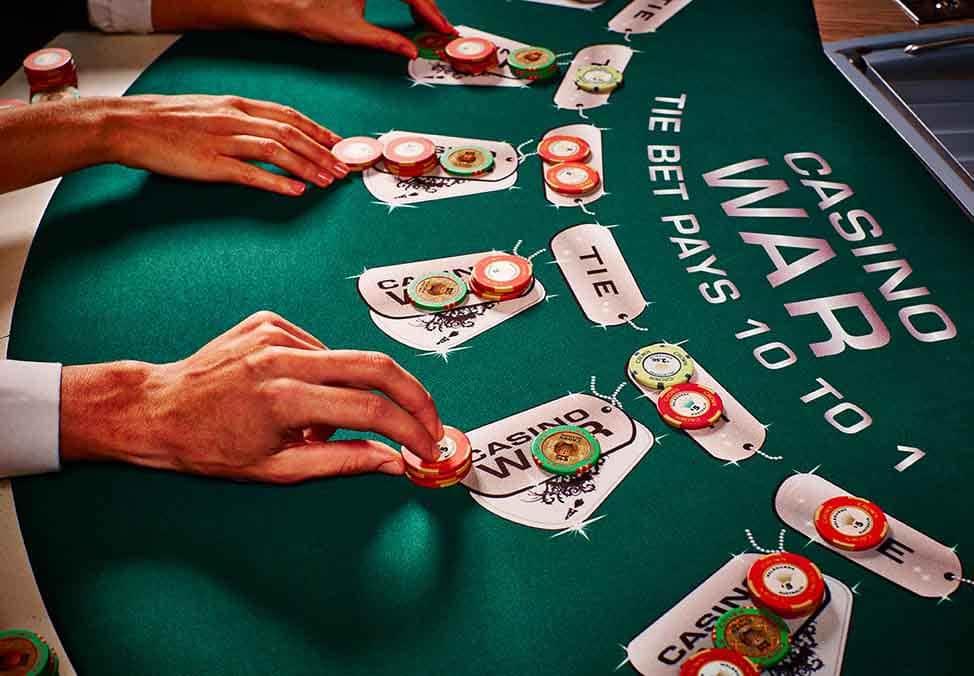 Casino War en casino