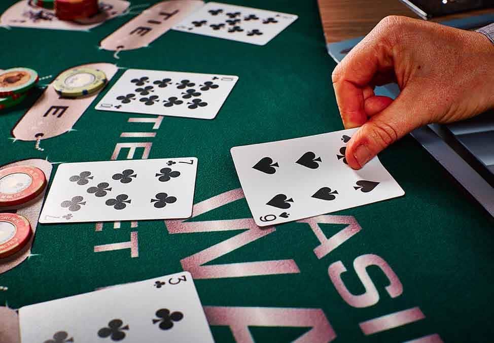 Casino War presencial