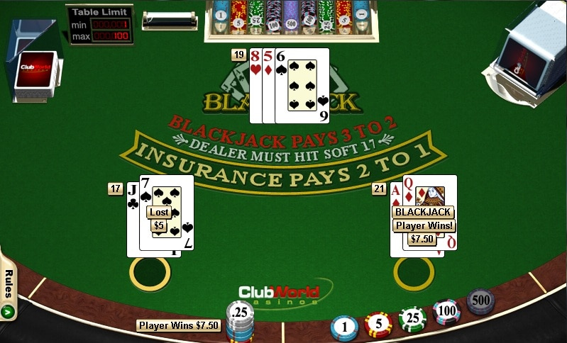 IGT Blackjack