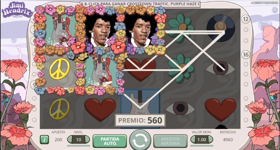 Jimi Hendrix premio