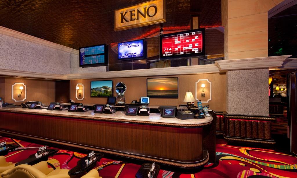 Keno en el casino