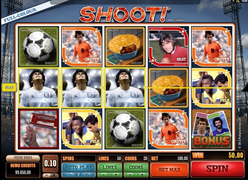 Shoot! premio