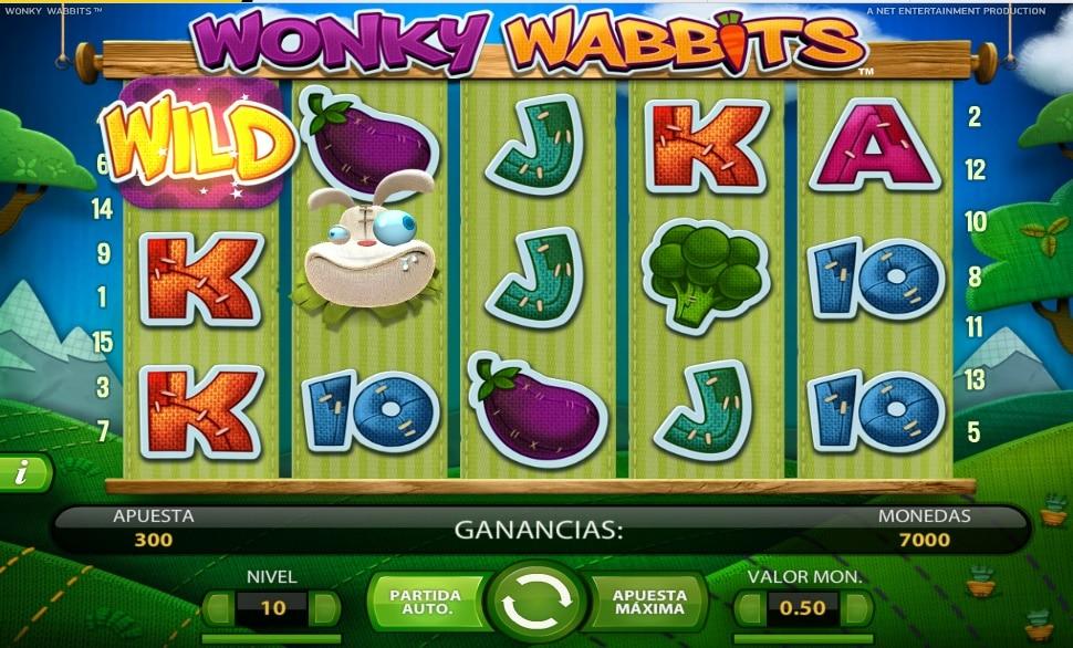 Wonky Wabbits Wild