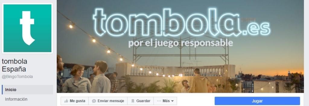 facebook tombola
