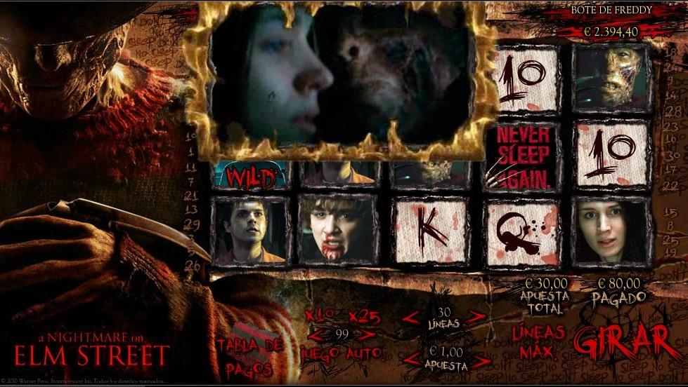 A Nightmare on Elm Street premio