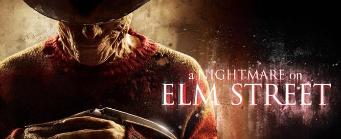 A Nightmare on Elm Street tragaperras