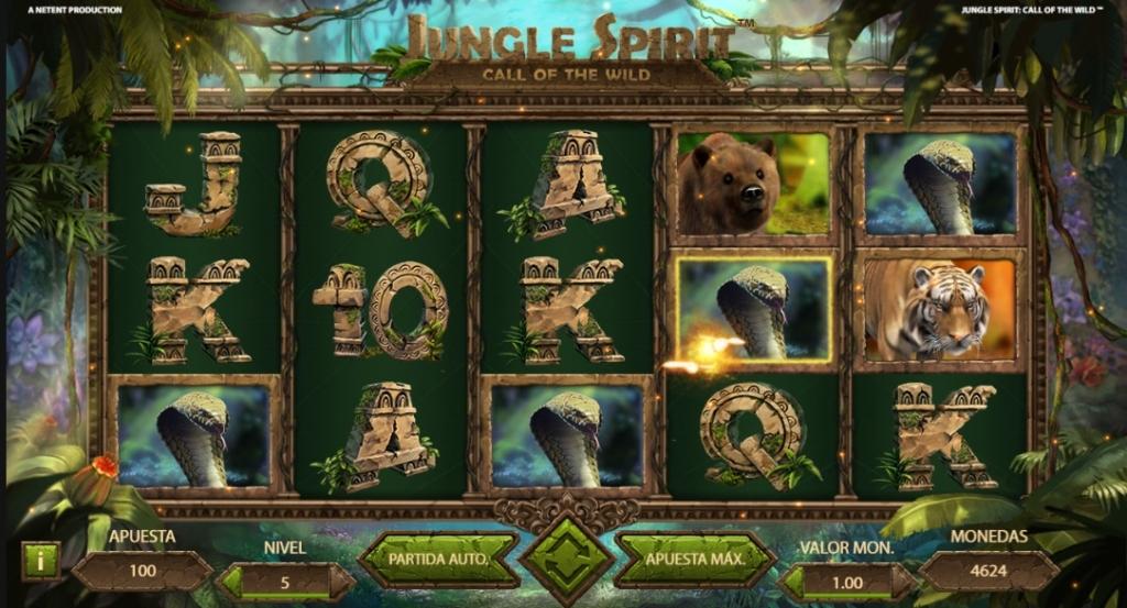 Jungle Spirit Call of the Wild mariposa
